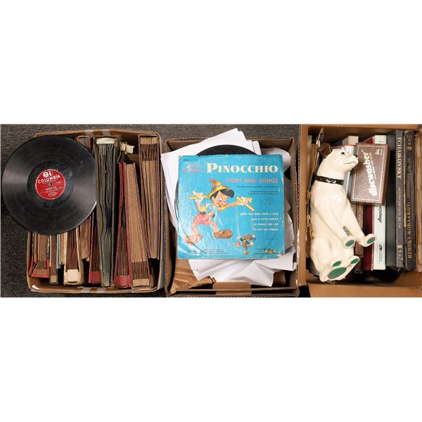 78 rpm Record Collection  [138940]