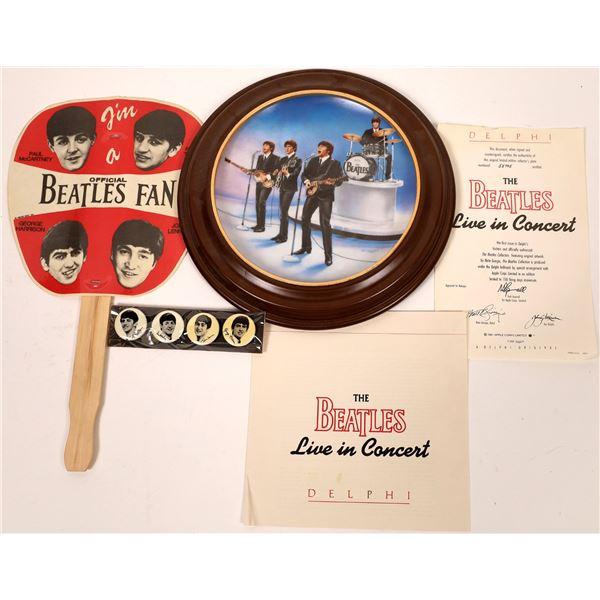 Beatles Group c1960s & 1990s  [137445]