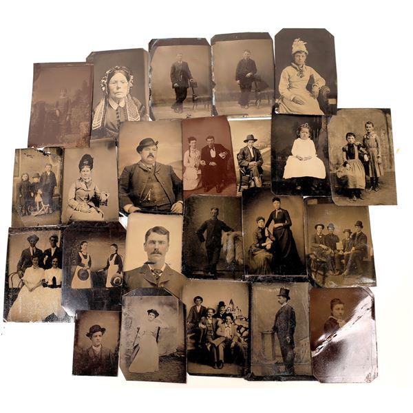 Tintype Portraits  [135951]