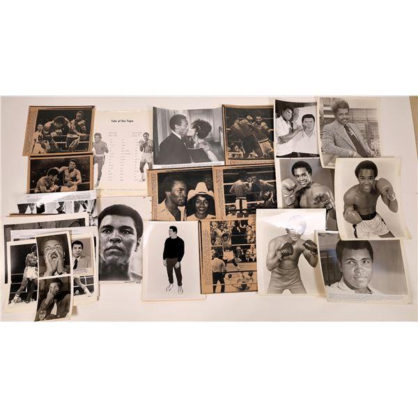 Boxing Photos 1960's  [133804]