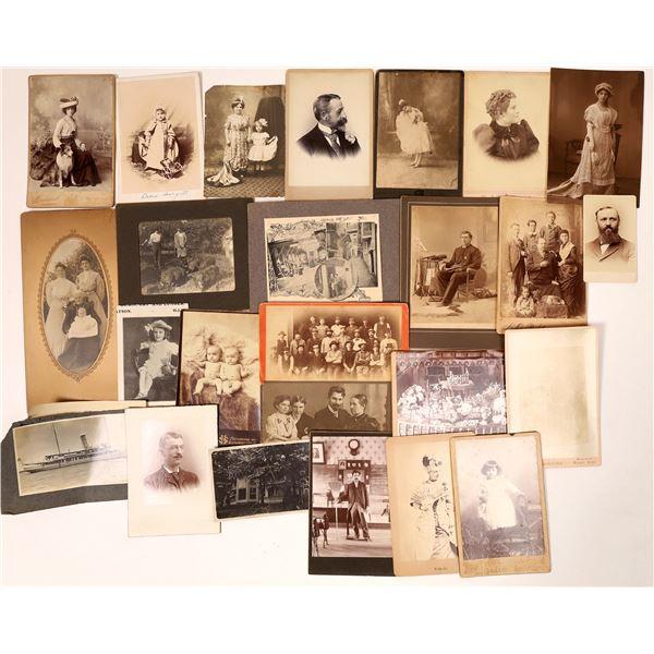Vintage Photo Portraits  [135934]