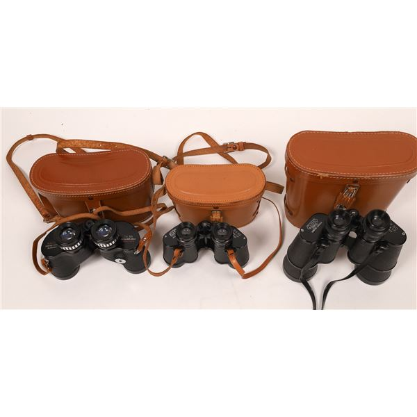 Binoculars - Lot of 3  [137555]