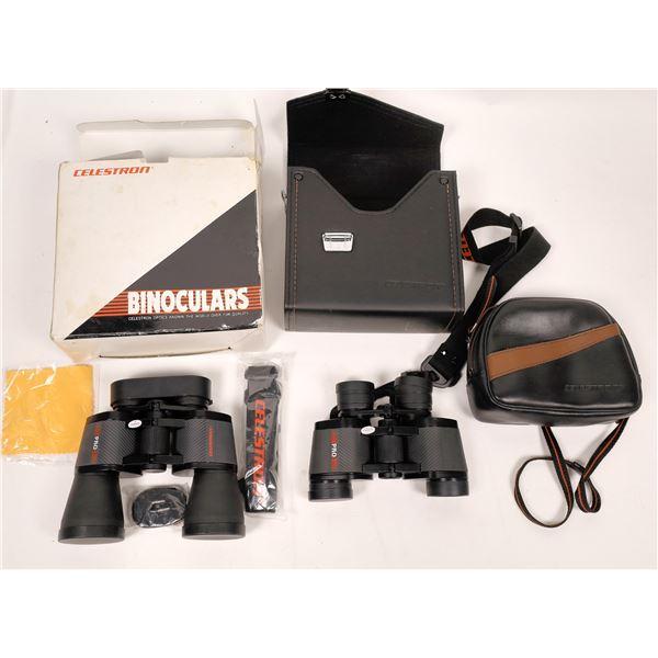 Celestron Binoculars Lot of 2  [137556]