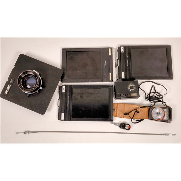 Cambo Lensboard and accessories  [136659]
