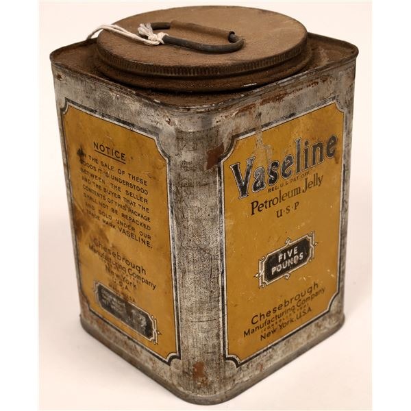 Petroleum Jelly Vintage Can  [133825]