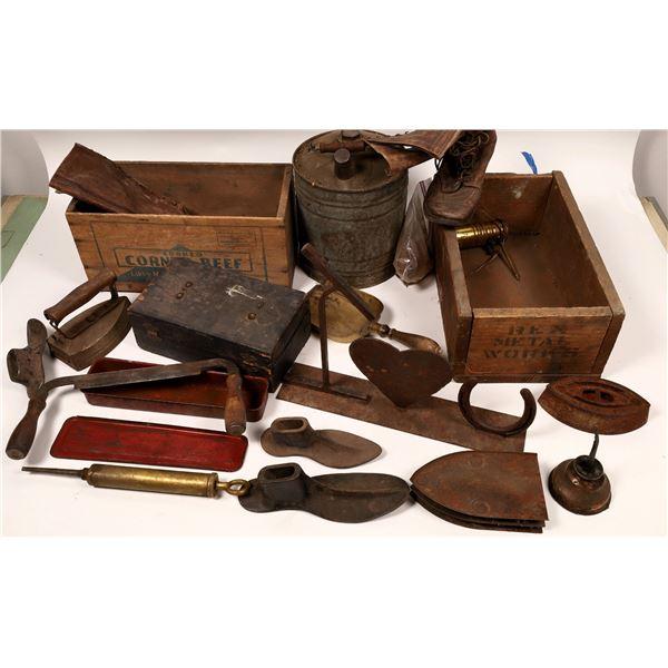 Western Antique Grab Bag  [136745]