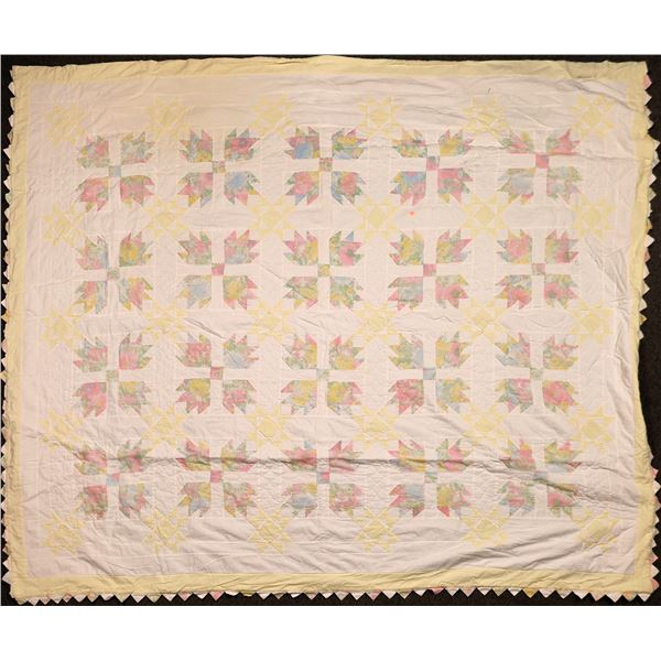 Handmade Quilt  [136668]