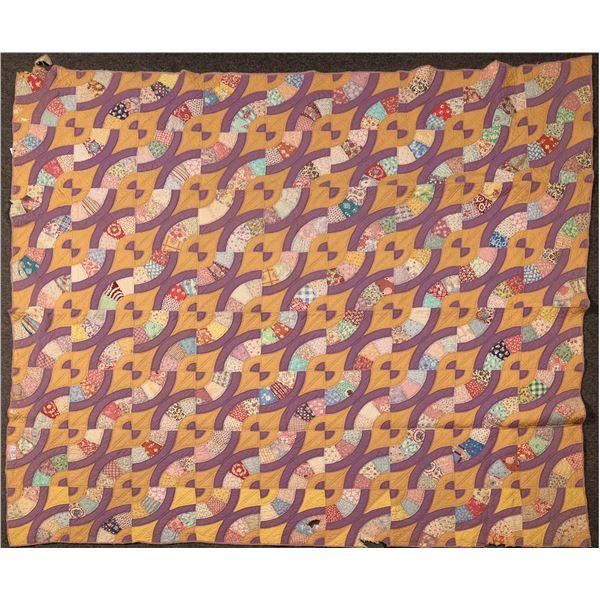 Handmade Quilt  [136669]