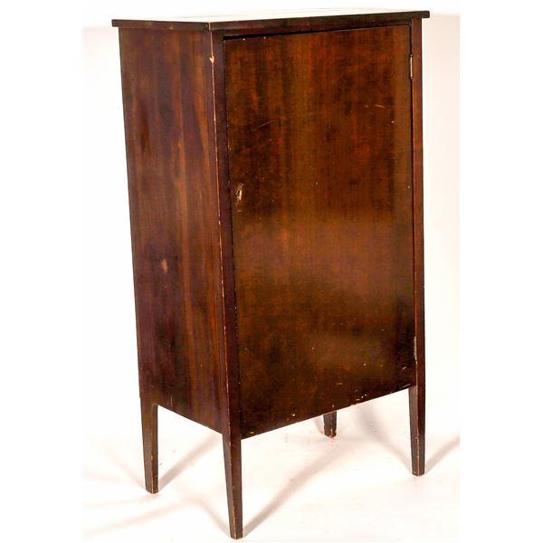 Sheet Music Cabinet, Antique  [136031]