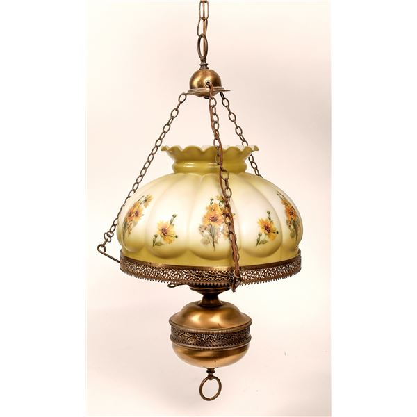 Victorian Style Hanging Lamp  [136468]