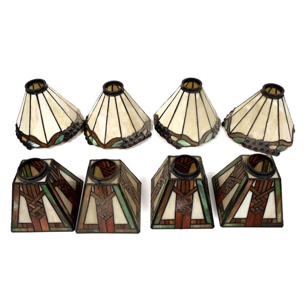 Stained Glass Lamp Group  [135011]