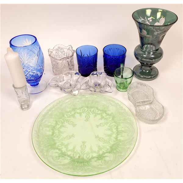 Depression Glass Collection  [137043]