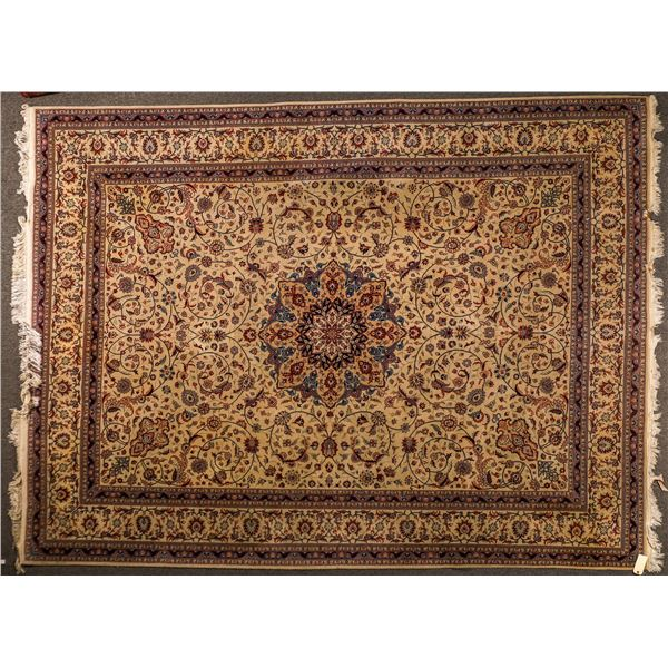 Persian Rug in Cream color   [133796]
