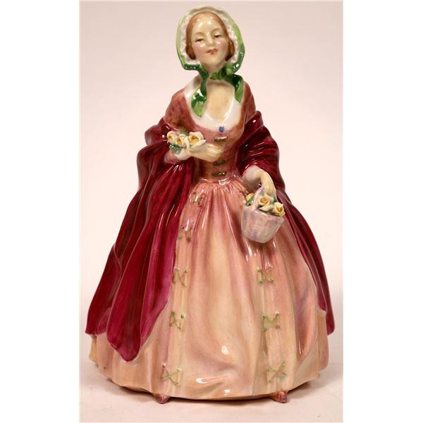 Royal Doulton Porcelain Figure  [136876]