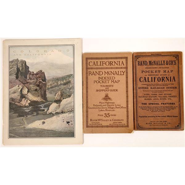 Colorado and California Tour Book 1904  [135088]