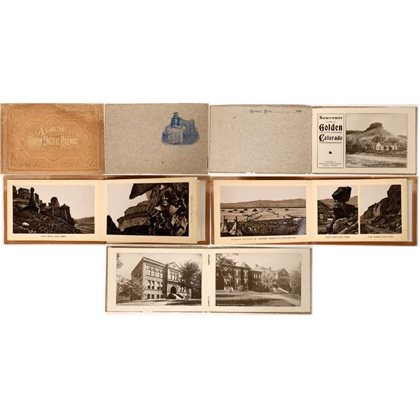 Album of the Union Pacific Railway  [135292]