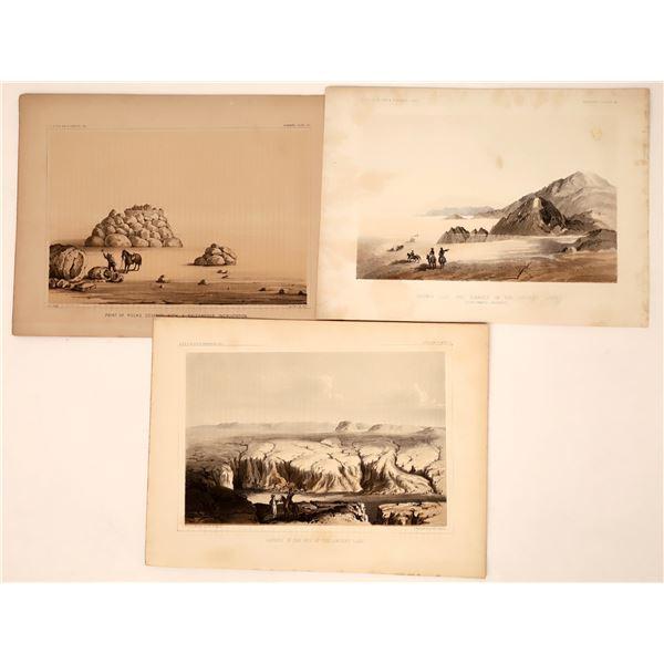 Railroad Survey Illustrations Colorado River Desert  [132616]