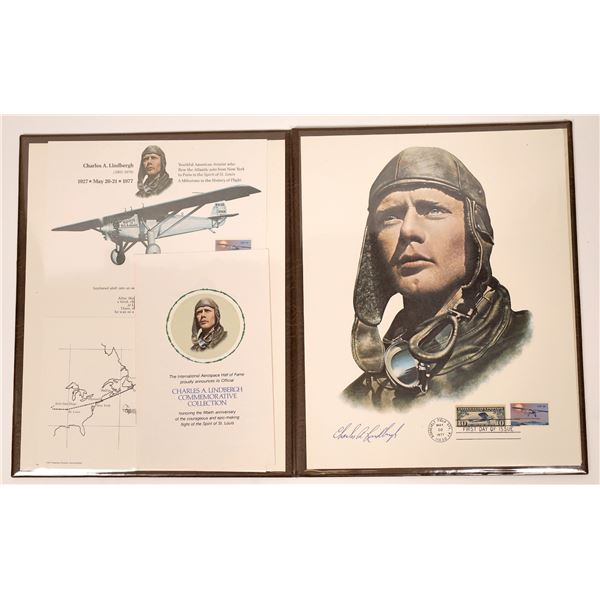 Charles A. Lindbergh Commemorative Collection  [137460]
