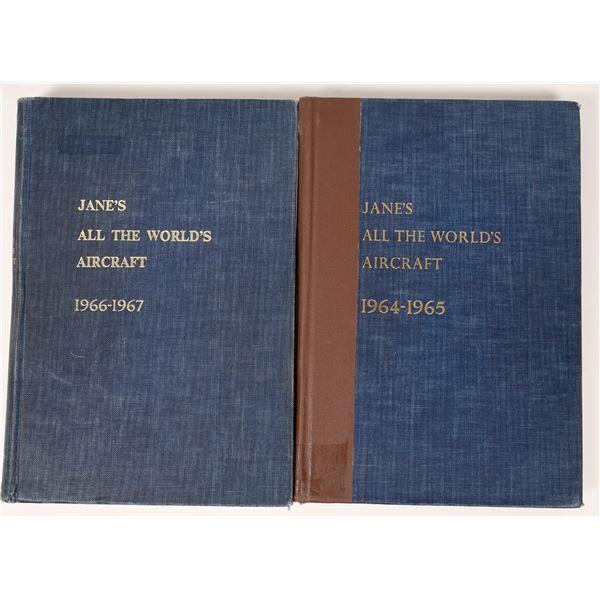 Janes Aircraft, 2 Vols  [136697]