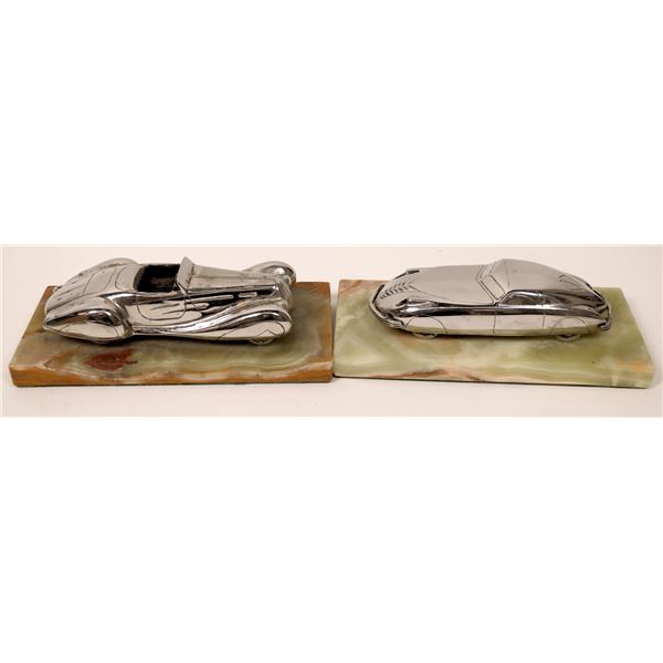 Don Sommer American Arrow Classic Car Desk Ornaments (2)  [137431]