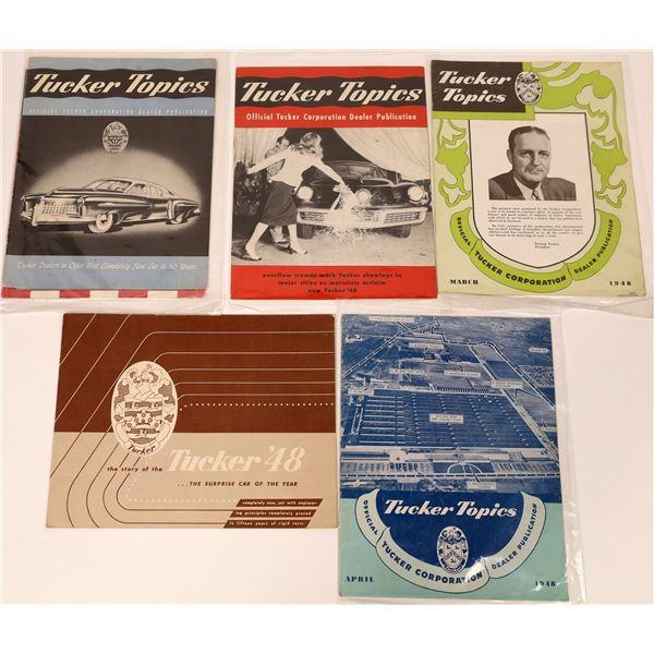Tucker Automotive Dealer Publications  [135098]