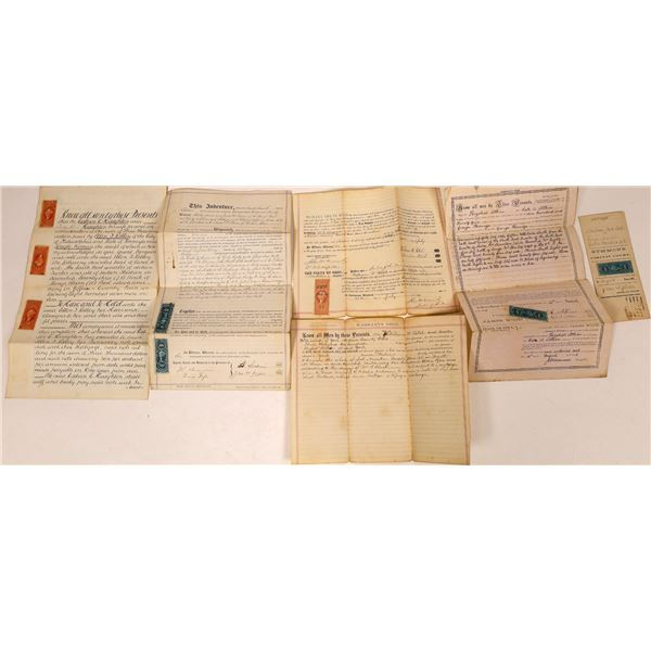 Revenue Stamped Document Collection  [132632]