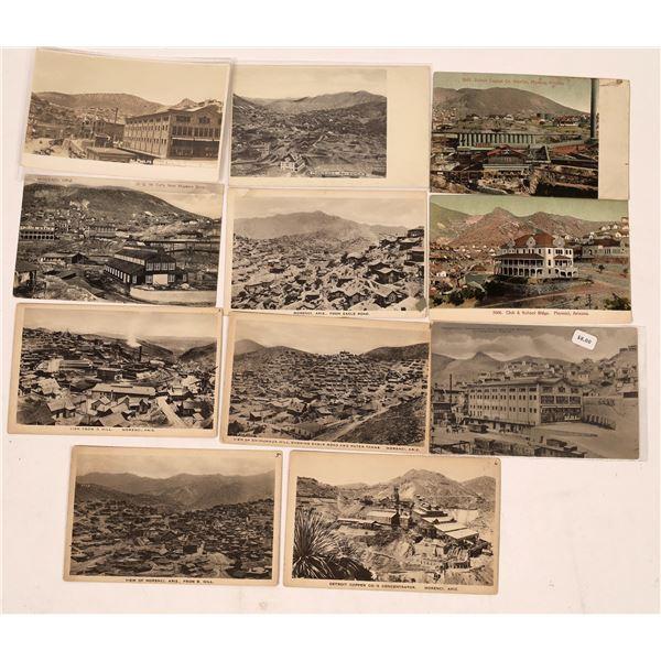 Morenci AZ Postcard Group (11)  [137753]