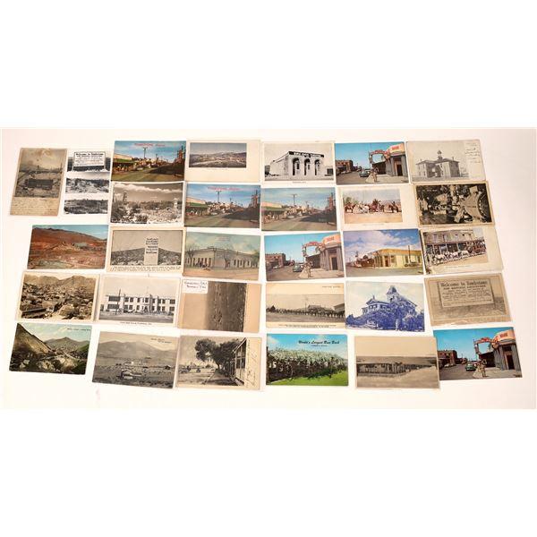 Arizona Tombstone Postcards (30)  [137757]