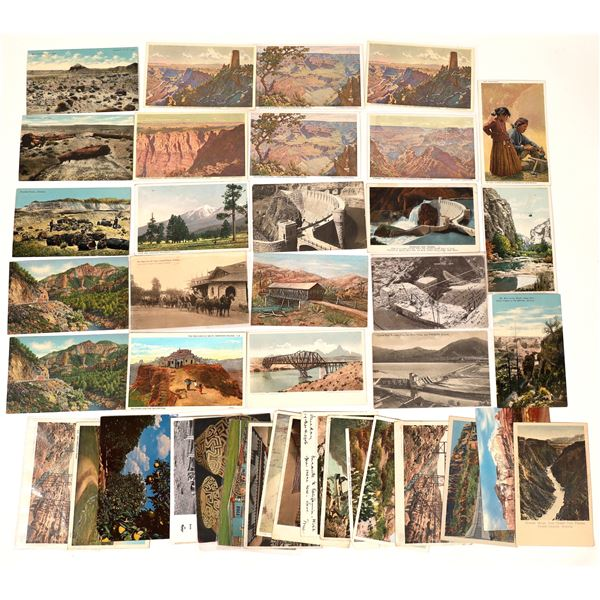 Grand Canyon and Rural Scenes Postcard Group (41)  [137768]