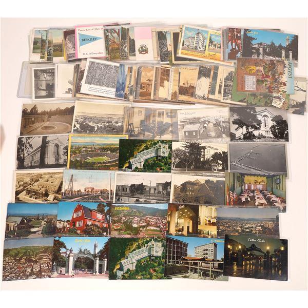 Berkeley Postcard Collection   [133665]