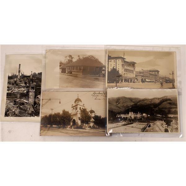 Real Photo Postcards of Berkeley  [133710]