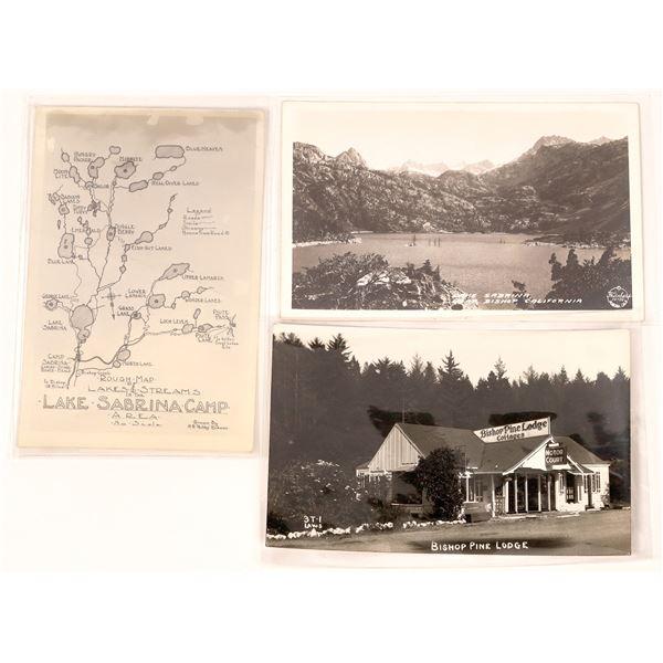 Lake Sabrina Camp near Bishop, California - 3  [138919]