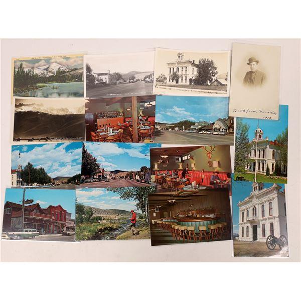 Bridgeport California Postcard Collection (14)  [137857]
