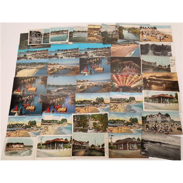 Capitola Postcard Collection (40+)  [137853]