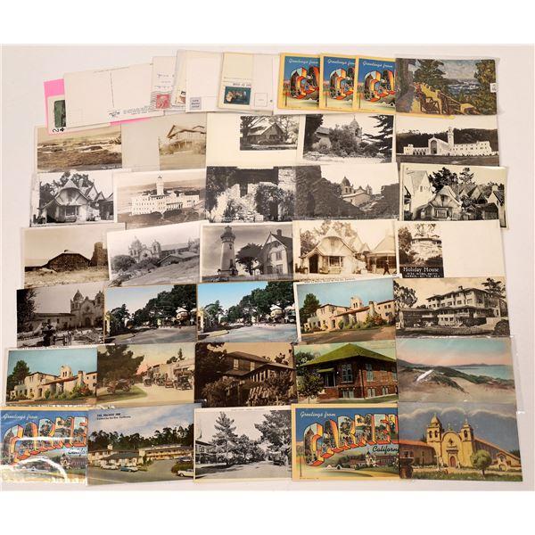 Carmel Postcard Collection (40)  [137854]