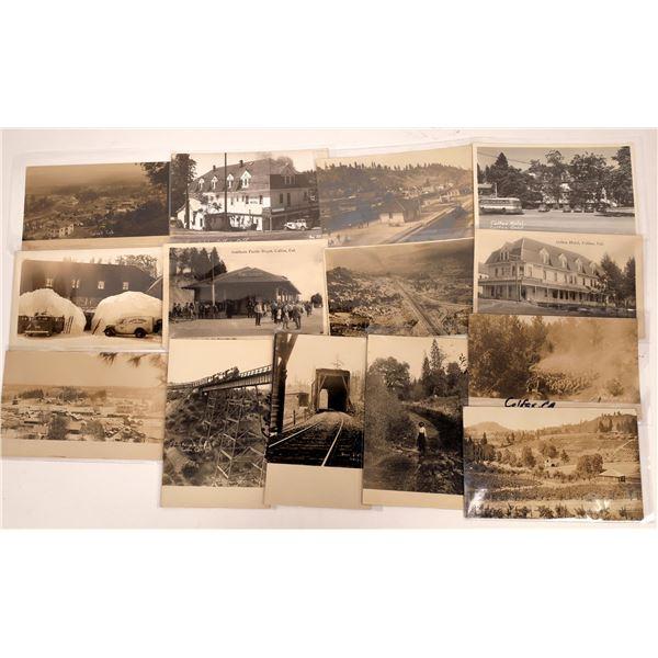 Colfax, California Postcards (14)  [136046]