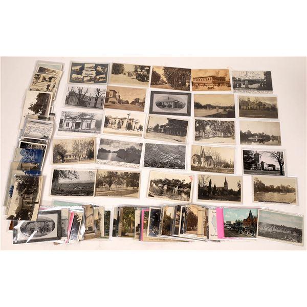 Colusa Postcard Group (100+)  [137908]