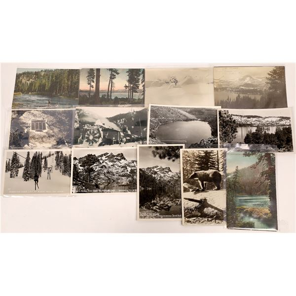 Tahoe Area RPC's & Postcards - 14  [136033]