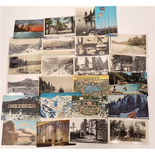 Tahoe Postcards (20)  [137865]