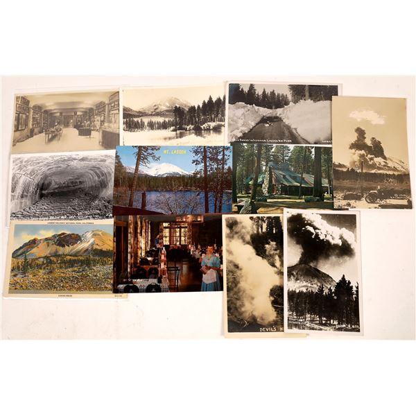 Lassen National Park Postcard Group  [137851]