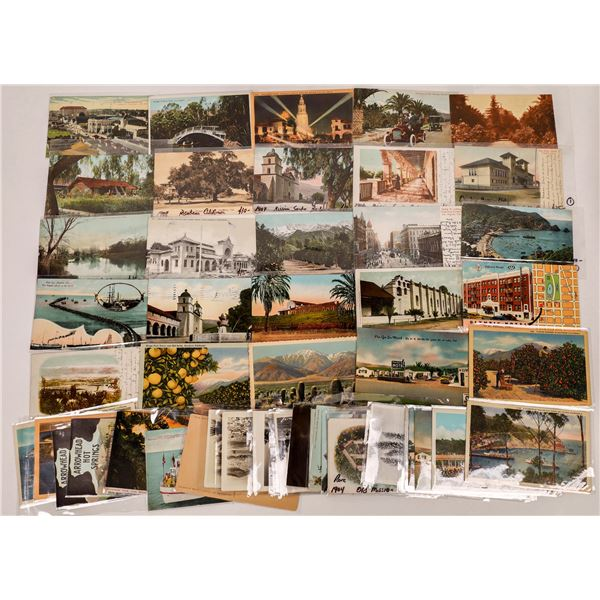 Southern California Postcards & RPC's [136036]