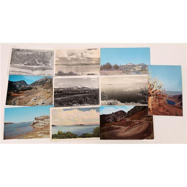 Mono Lake Postcard Group (10)  [137860]