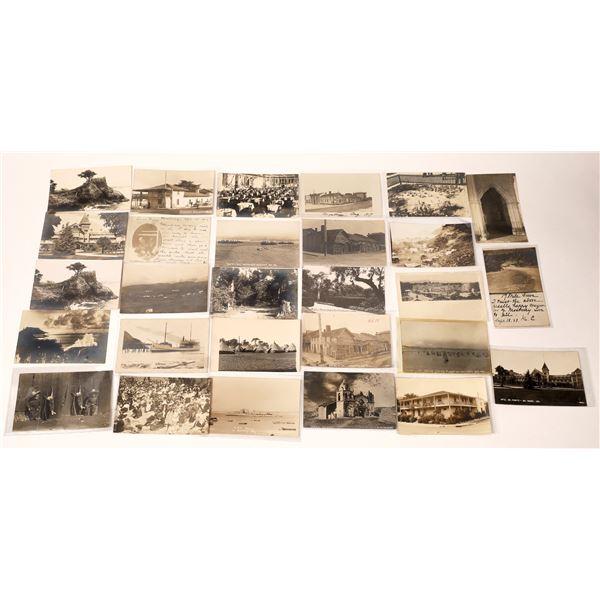 Vintage Monterey Postcard Collection  [137958]