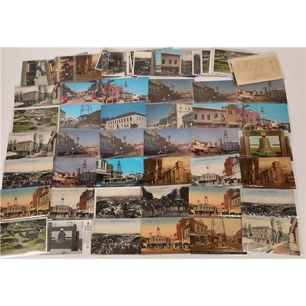 Placerville California Postcard Collection  [137778]
