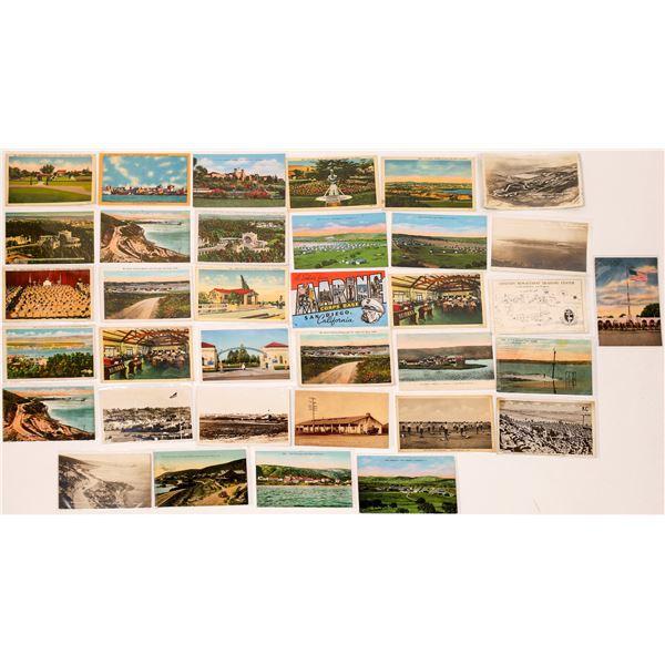 California Military Postcards (34)  [127085]