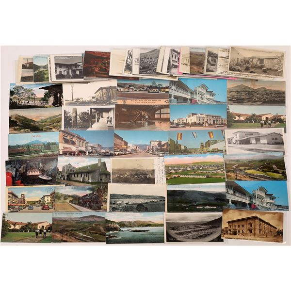 San Luis Obispo Postcard Collection  [137850]
