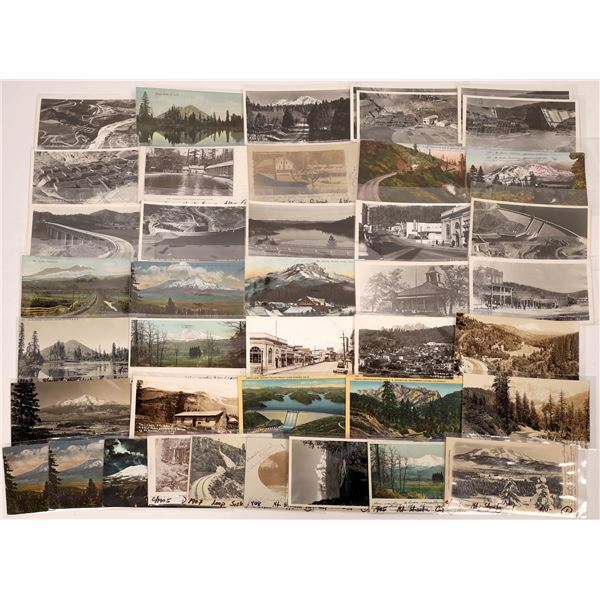 Shasta, California Postcards (42)  [136038]
