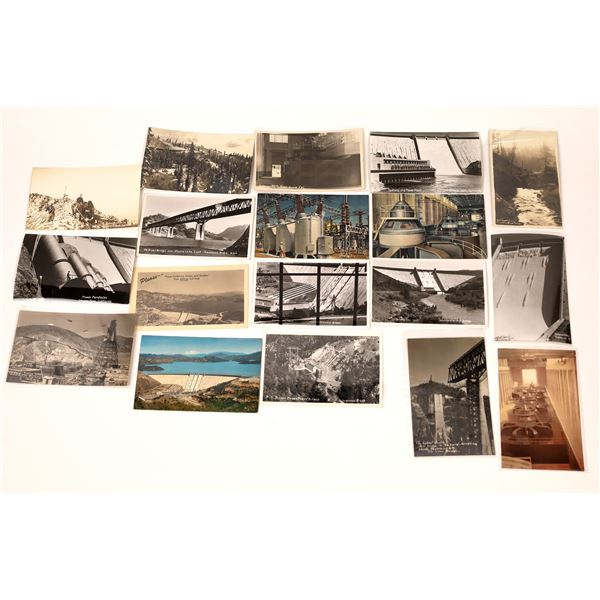 Shasta Dam Postcard Collection  [137955]