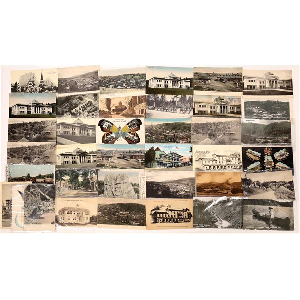 Sonora Vintage Postcards  [137848]