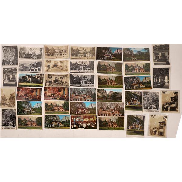 Awahnee Hotel Postcards (38)  [138093]